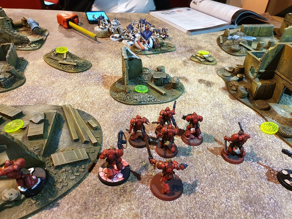 Tuesday Night Gaming – All things Warhammer