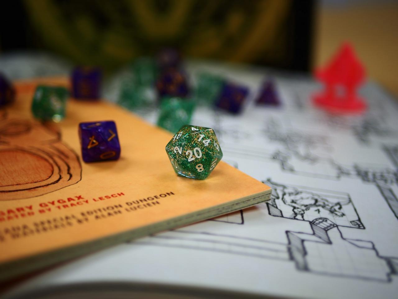 RPG Spring Turnaround